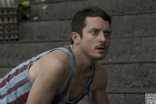 Dirk Gently 1.6 Elijah Wood as Todd