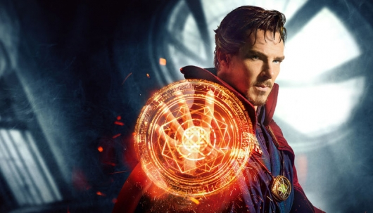 Benedict Cumberbatch in Marvel's Doctor Strange