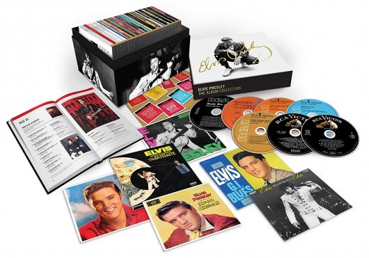 Elvis Presley The RCA Albums Collection