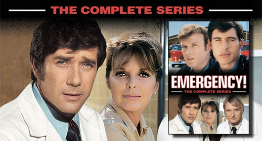 Emergency! The Complete Series DVD banner