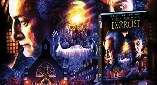 The Exorcist III Collector's Edition Blu-ray banner