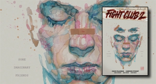 Fight Club 2 Chuck Palahniuk, David Mack