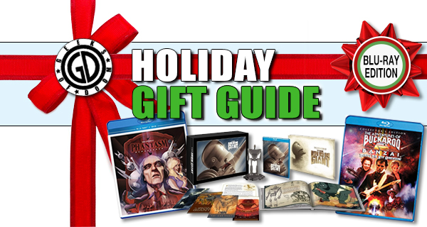Holiday Blu-ray Gift Guide 2016