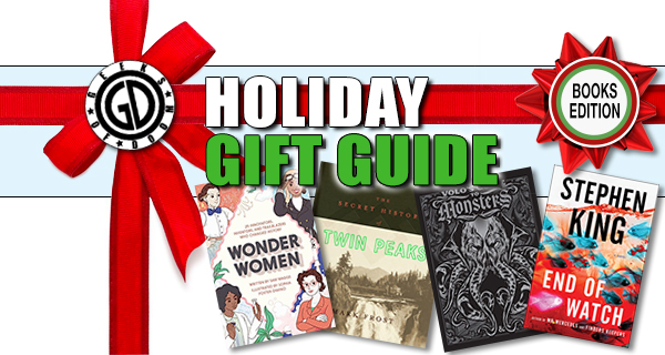 Holiday Book Gift Guide 2016