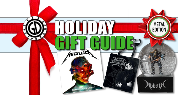 Holiday Metalhead Gift Guide 2016
