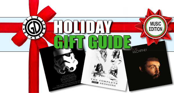 Holiday Music Gift Guide 2016
