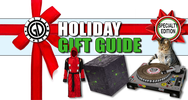Holiday Specialty Gift Guide 2016