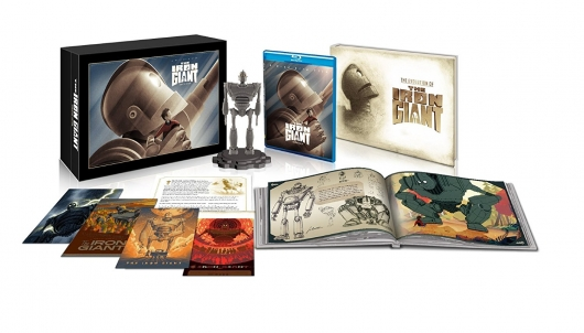 The Iron Giant: Signature Edition Ultimate Collector's Blu-ray
