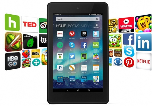 Fire HD 6 Tablet banner