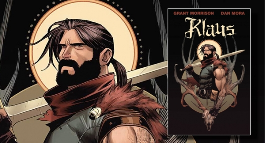 Klaus graphic novel banner