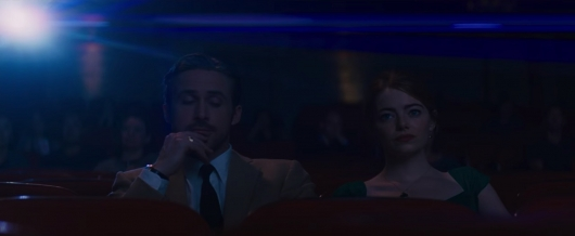 La La Land trailer header