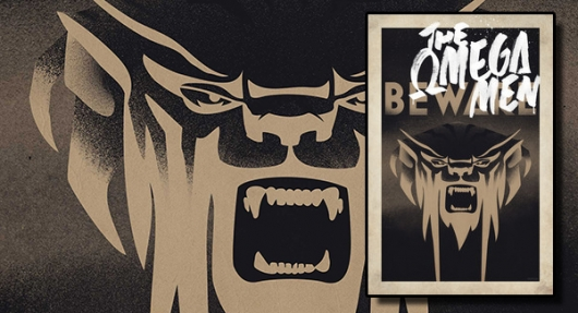 The Omega Men: The End is Here graphic novel banner