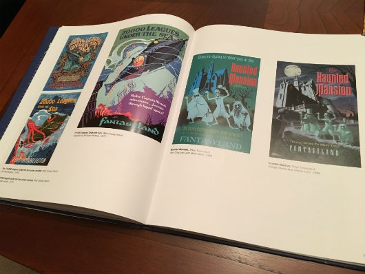Poster Art Of The Disney Parks The Haunted Mansion