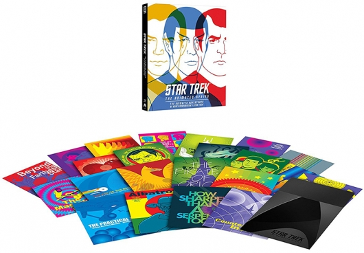 Star Trek: The Animated Series Blu-ray Edition box set