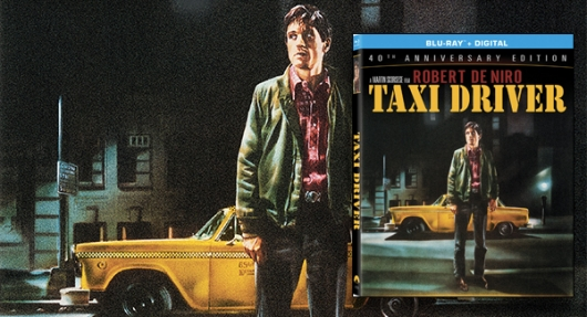 Taxi Driver: 40th Anniversary Edition banner