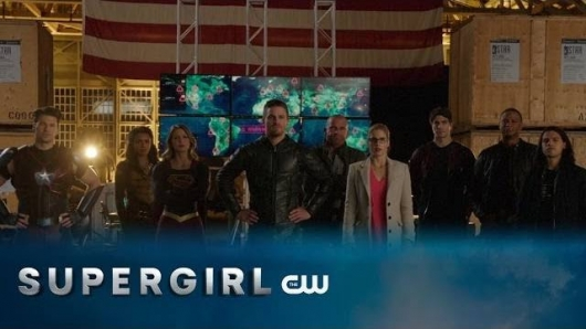 The CW Crossover Supergirl