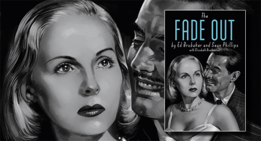 The Fade Out graphic novel banner