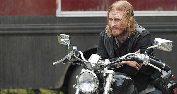 The Walking Dead 7.3 Austin Amelio as Dwight