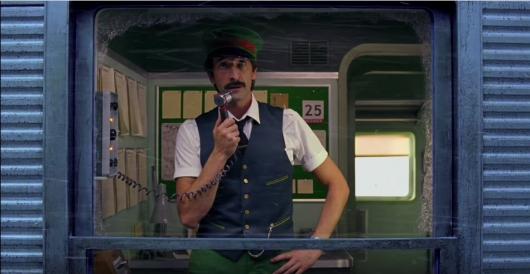 Wes Anderson Adrian Brody HM Come Together