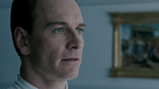 Alien: Covenant Michael Fassbender