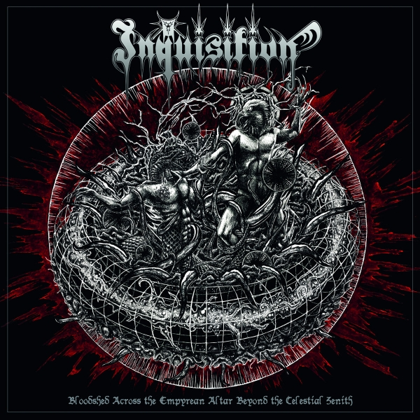 Inquisition Bloodshed... Album Cover
