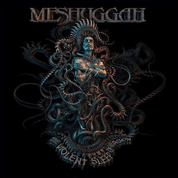 Meshuggah The Violent Sleep of Reason Album Cover