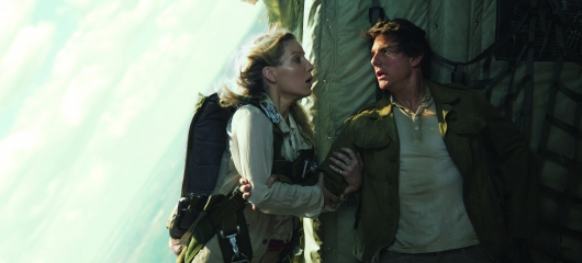 The Mummy reboot Tom Cruise Annabelle Wallis