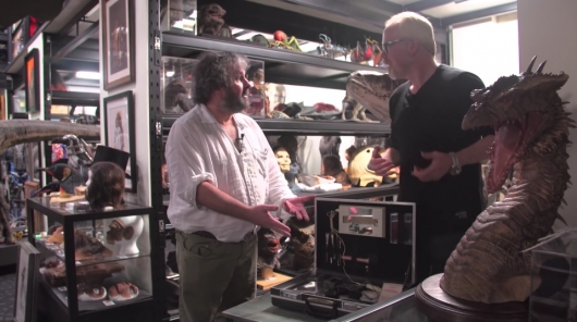 Peter Jackson's Movie Prop Collection John Chambers
