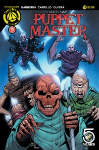 Puppet Master #19