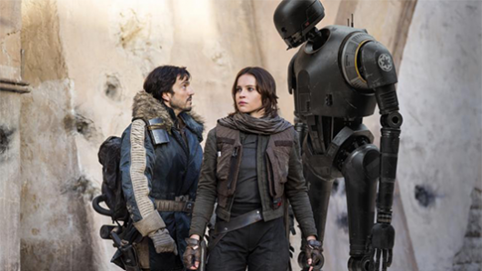 Adam Frazier's Top 10 Movies Of 2016 - Rogue One: A Star Wars Story