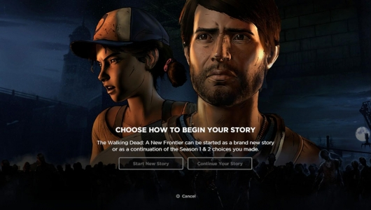 Telltale's The Walking Dead: A New Frontier Story
