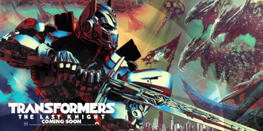 Transformers: The Last Knight header image