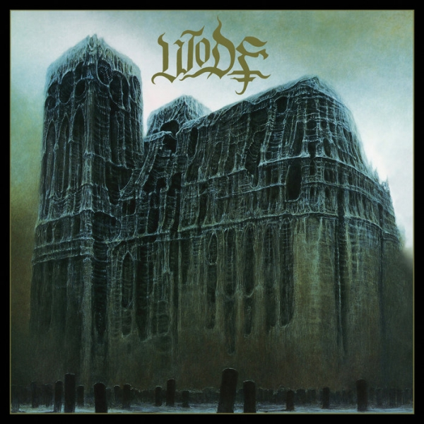 Wode Self Titled Album Cover