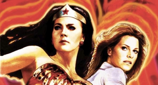 Wonder Woman '77 Meets The Bionic Woman #1 banner