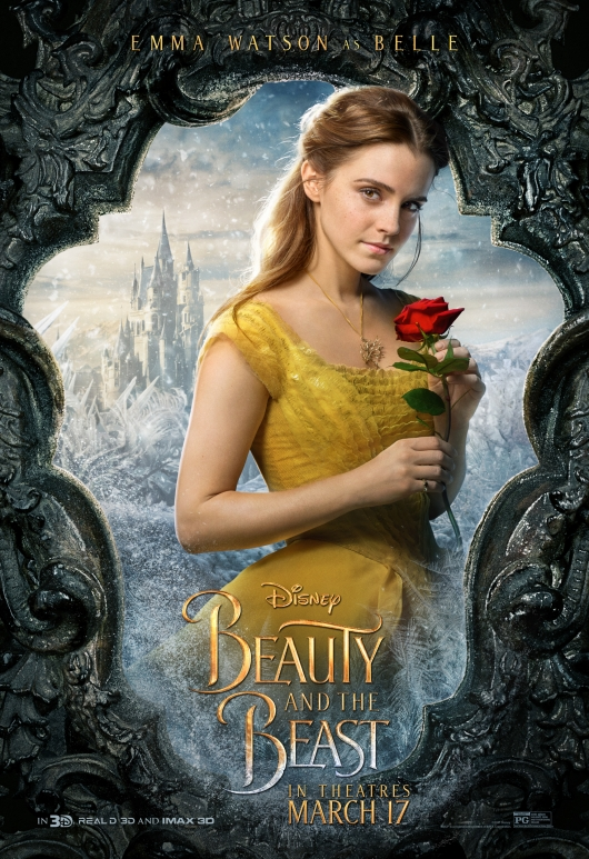 Beauty and the Beast poster 02