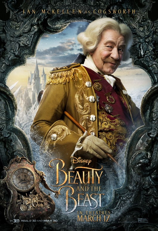 Beauty and the Beast poster 04