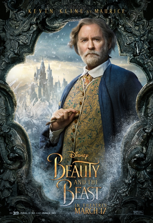 Beauty and the Beast poster 09