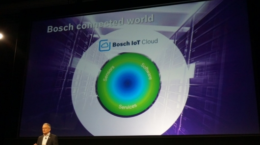 Bosch Connected Everything IOT cloud