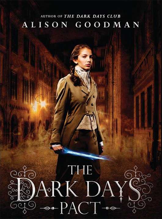 The Dark Days Pact cover