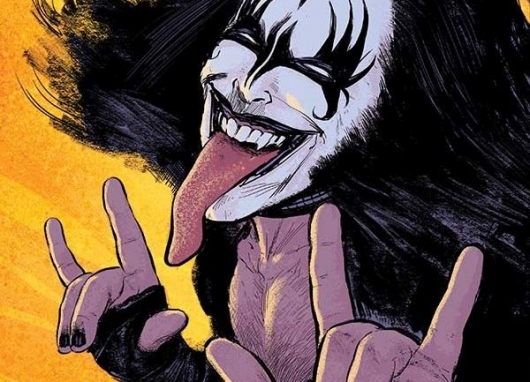 KISS: The Demon #1 header