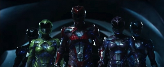 Power Rangers header