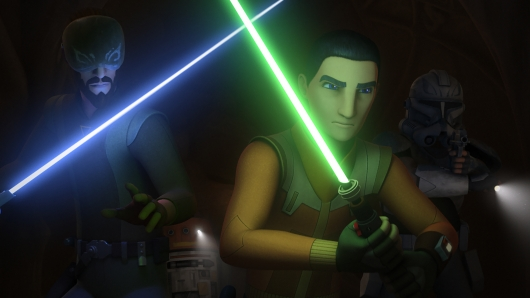 Star Wars Rebels season 3 header