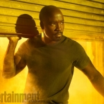 Mike Coulter as Luke Cage in The Defenders