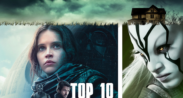 Top 10 Favorite Movies of 2016