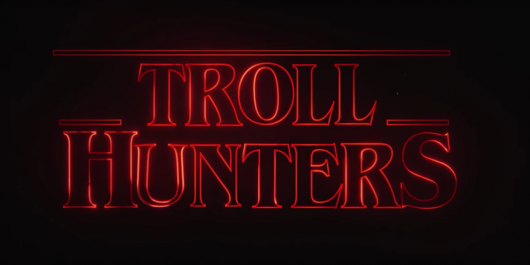 Trollhunters Stranger Things