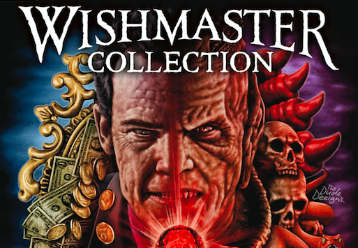 Vestron's Wishmaster Collection Arrives on Blu-ray 3/28