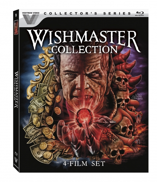 Vestron's Wishmaster Collection Coming To Blu-ray