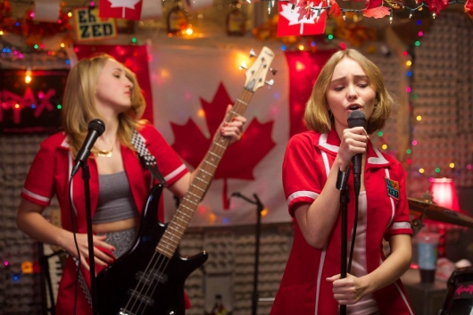 Yoga Hosers Harley Quinn Smith and Lily-Rose Depp