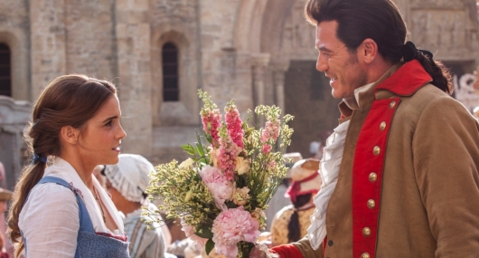 Beauty and the Beast starring Emma Watson and Luke Evans