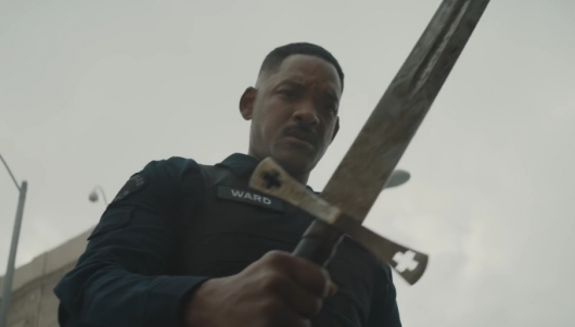 Will Smith In Netflix's Bright